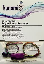 DCC decoder Soundtraxx TSU-1100 Tsunami2 Digital Sound Decoder for GE Diesels