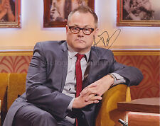 Jack Dee HAND SIGNED 8x10 Photo Autograph, Comedian, Lead Balloon, Big Brother