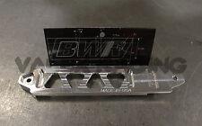 BLACKWORKS BWR BILLET BATTERY TIE DOWN - POLISHED - RSX CIVIC EP3 DC5 EM2