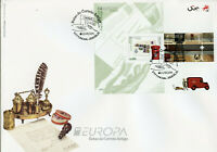 Portugal Madeira Europa Stamps 2020 FDC Ancient Postal Routes History 2v M/S
