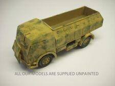 wargames vehicles.  WW2 Italian Scudato armoured truck 1/56 28mm QUICKIT (835)