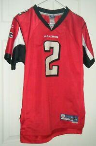 Atlanta Falcons NFL Matt Ryan Jersey Youth XL Reebok NFL Team Apparel Used