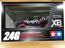Tamiya Hornet by Jun Watanabe Limited Rc Xb Series Finished product Set Ems