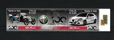 2010 ITALIA REPUBBLICA - Made in Italy Alfa Romeo - serie compl. con app - usata