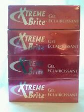 4 ~ XTREME BRITE Skin Lightening, Brightening Gel 1oz. For Underarms, Dark Spots