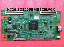 """46"""" T-Con Board SD120PBMB4C6LV0.0 Logic Board Samsung LTA460HQ12 screen"""