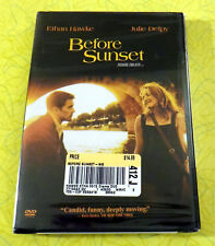 Before Sunset ~ New Dvd Movie ~ 2004 Ethan Hawke Julie Delpy Romantic Comedy