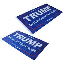 Wholesale Donald J. Trump 3x5 Foot Flag Make America Great Again for PresidentHu