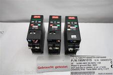 Danfoss vlt2807pt4b20str1dbf00a00 inverter 195n1015 variador frecuencia 1,7kva