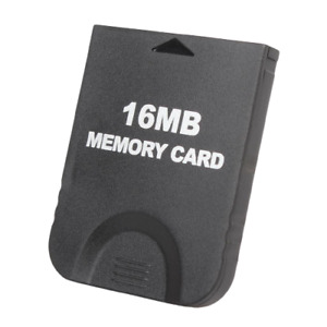 16MB Memory Card For Nintendo Gamecube & Wii 251Blocks - NGC Wii - Game Cube