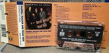 DARRELL NULISCH harmonica Texas Heat cassette tape Business As Usual harp 1991
