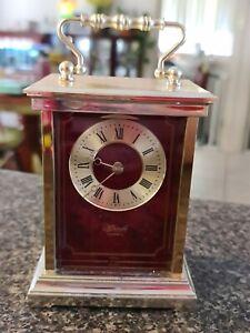 Hermle Small Mantle Clock Quartz Germany