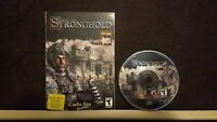 Stronghold (PC, 2001) *Game Disk only