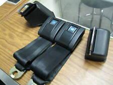 68 69 70 71 72 CUTLASS 442 NEW BLACK SEAT BELTS/RETRACTORS GM RESTORATION PARTS