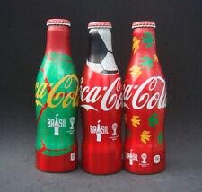 Coca WORLD CUP 2014 Aluminum Bottle Thailand Limited Alu Aluminium(Empty)