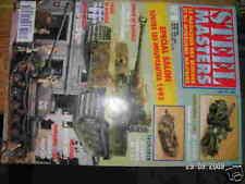 WWII German shoulderboards Grossdeutschland 16 Kompany échelle 1//6th par DID
