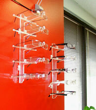 Wall Mount 5 Eyeglasses Frame Display , Flexible for Any Spaces _ New