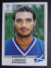Panini Champions League 1999-2000 - Lorenzo Amoruso (Glasgow Rangers) #208