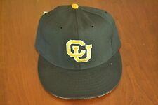 Colorado Buffaloes Baseball On-Field Hat by Pro-Line, Sz 6 7/8, NWT, M450