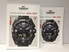 TISSOT Sales Manual 2016 2017 + Price List - Watches Relojes Montres - Spanish