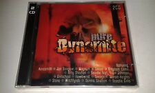 PURE DYNAMITE 2CD SAXON HAWKWIND MAGNUM GIRLSCHOOL SAVAGE GEORDIE ETC..