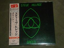 Steve Hillage Green Japan Mini LP sealed