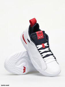 Men's Supra Instigate White / Navy / Red Sizes 7-13 New in Box 06125-101
