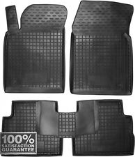 Rubber Carmats for Opel Vectra C 2002-2008 All Weather Floor Mats Fully Tailored