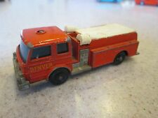 Matchbox Lesney Fire Pumper Truck #29