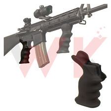 Tactical .223 5.56 Rifle Combat Sniper Pistol Grip Ambidextrous Ergonomic Black