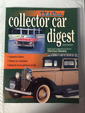 Collector Car Digest (1993, Paperback)