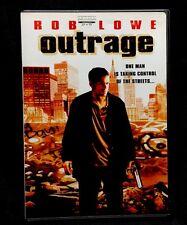 Outrage (DVD, 2002) Rob Lowe Jennifer Gray Kathryn Harrold Preowned