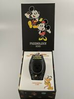 Disney Parks Mickey And Minnie's Runaway Railway 2020 Passholder LE MagicBand