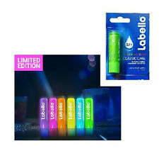 LABELLO NEON LIMITED EDITION CLASSIC CARE Look VERDE