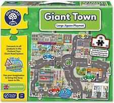 Orchard Toys Giant Town Floor Puzzle  NEW & FAST