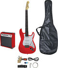 Johnny Brook Standard Guitar Kit with 20W Colour Coded Combo Amplifier (Colour R for sale