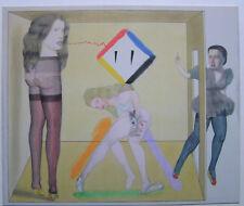 PAT ANDREA  - Carton d invitation - 2009