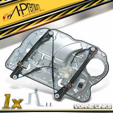 Fensterheber Mit Metallplatte Vorne Links für VW Polo 9N 2001-2009 4/5-Türig