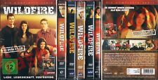 WILDFIRE DIE KOMPLETTE SERIE STAFFEL 1+2+3+4 DVD-BOX+SOUNDTRACK TV-Kult Rarität