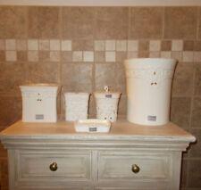 Croscill Bath Accessory Set For Sale EBay - Croscill bathroom sets