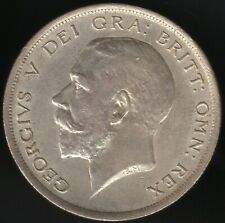 1918 George V Silver Half Crown | British Coins | Pennies2Pounds