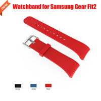 Silicone Replacement Band Wrist Strap Watchband for Samsung Gear Fit2