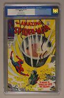 Amazing Spider-Man (1st Series) #61 1968 CGC 9.4 0106052012