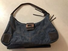Guess Hobo Handbag Denim Women's