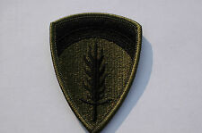 USA Army Europe Subdued Patch -  No30