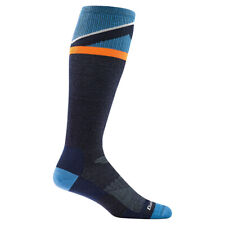 Darn Tough Men's Mountain Top Light Socks | Navy or Black Ski Socks | 1872