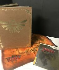 ZELDA:  TWILIGHT PRINCESS GAME & COLLECTOR'S EDITION BOOK