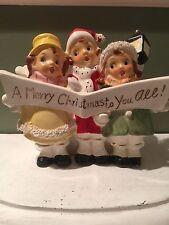 Vintage Thames Christmas Planter A Merry Christmas To You All
