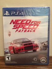 Need for Speed Payback (Sony PlayStation 4) PS4 Brand New + Same Day Shipping!!