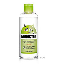 Etude House NEW Monster Micellar Cleansing Water 300ml - Korea Cosmetic
